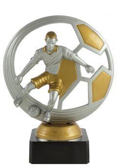 Trofeo deportivo de Fútbol para niños de 15cm