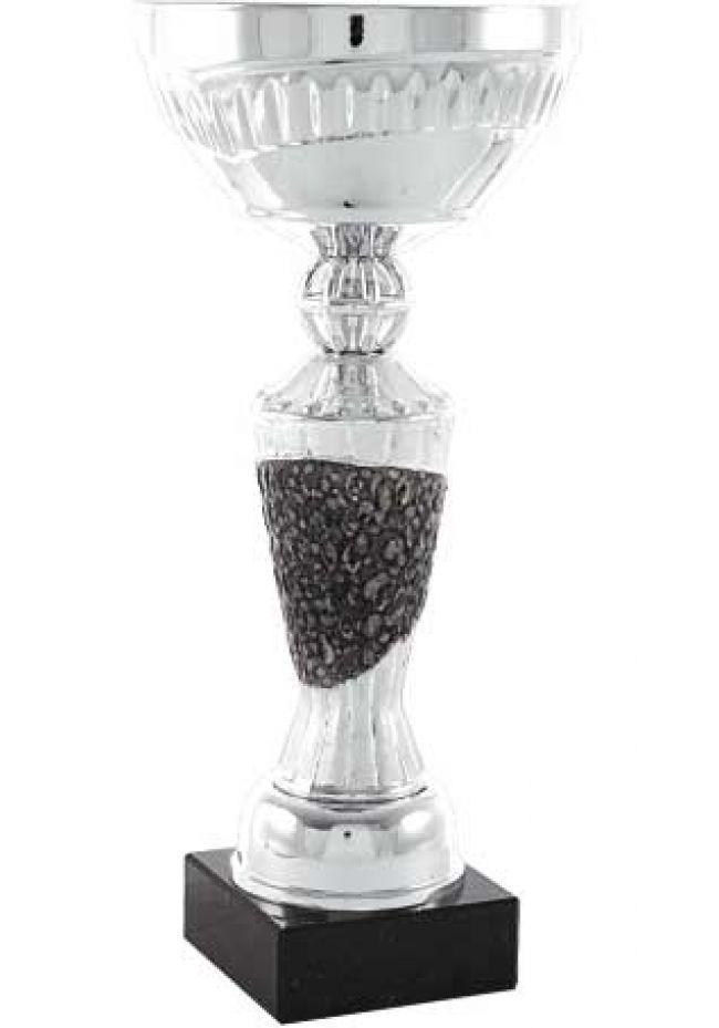 Trofeo granulado negro