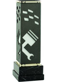 Trofeo Pistón Metal Thumb