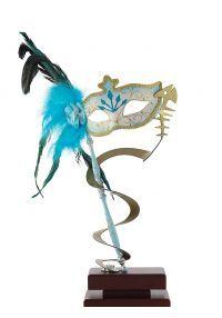 Trofeo antifaz carnaval-2