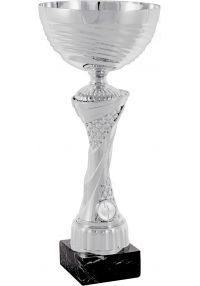 Trofeo copa Plateado