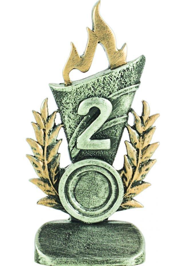 Torch award trophy nº2