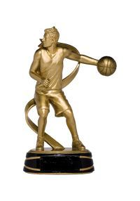 Trophée Golden Basketball