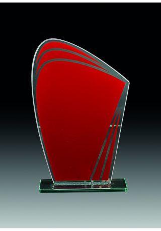 Trofeos De Cristal Especial Para Grabación Trofeos De Cristal Y