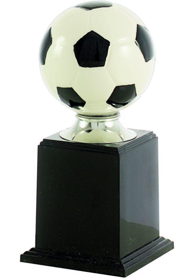 Trofeo balón fútbol