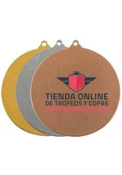 Medalla Especial Personalizada de 50 mm