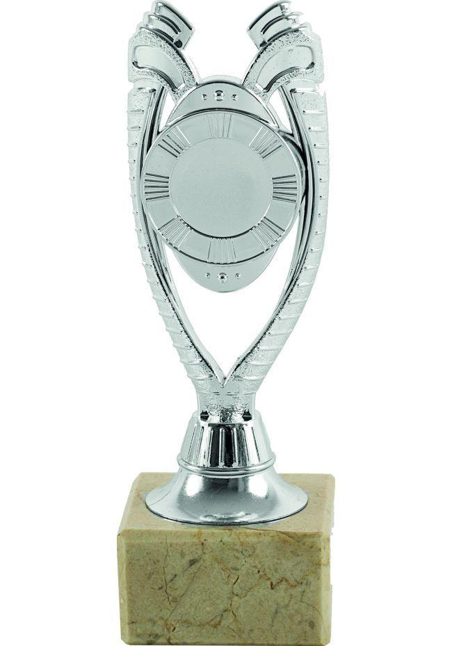 Silver trophy central midsole