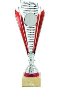 Copa cono llama rojo portadisco-1