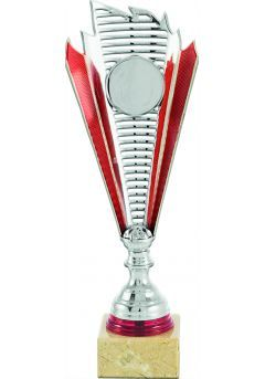 Copa cono llama rojo portadisco Thumb