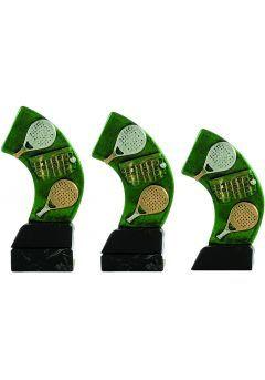 Trofeo de Pádel Resina Thumb