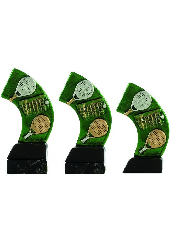 Trofeo de Pádel Resina