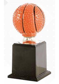 Trofeo pelota baloncesto