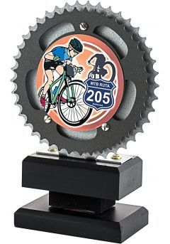 Trofeo con disco de mountainbike-1