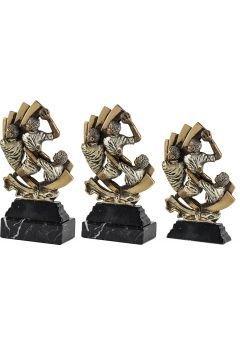 Trofeo Resina Abanico Balonmano Thumb