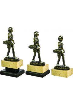 Trofeo de una Golfista realizado Resina  Thumb