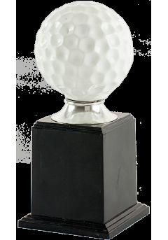 trofeo pelota golf 18
