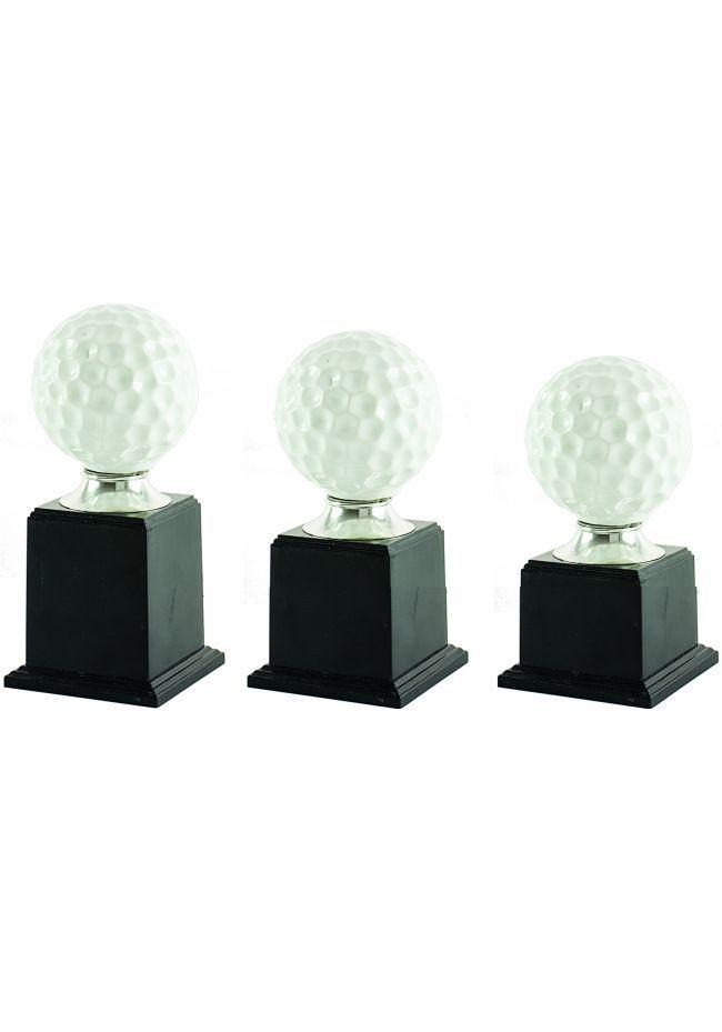 Trofeo pelota golf