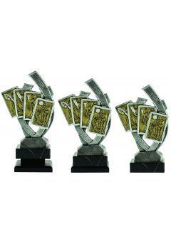 Trofeo figura 4 Cartas  Thumb