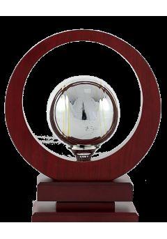 trofeo madera pelota petanca 9