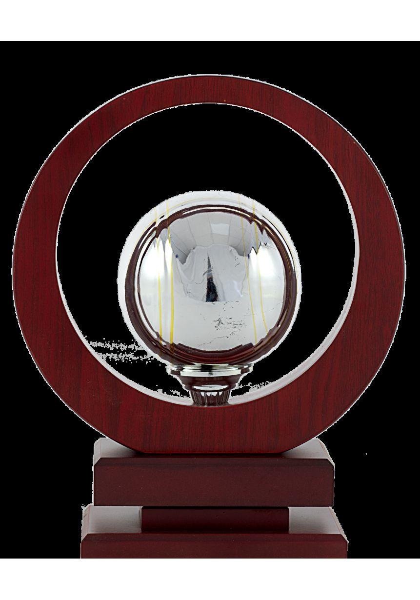 Trofeo Madera Pelota Petanca
