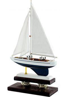 Trofeo resina barca