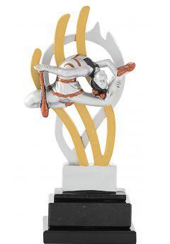 Trofeo de Gimnasia con figura -1