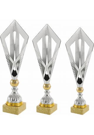 Coppa piramide d'argento