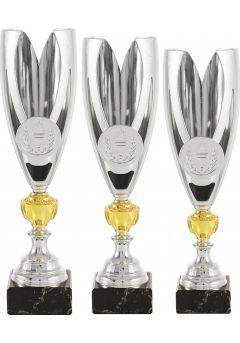Copa Medio Cono Plata Portadiscos Thumb