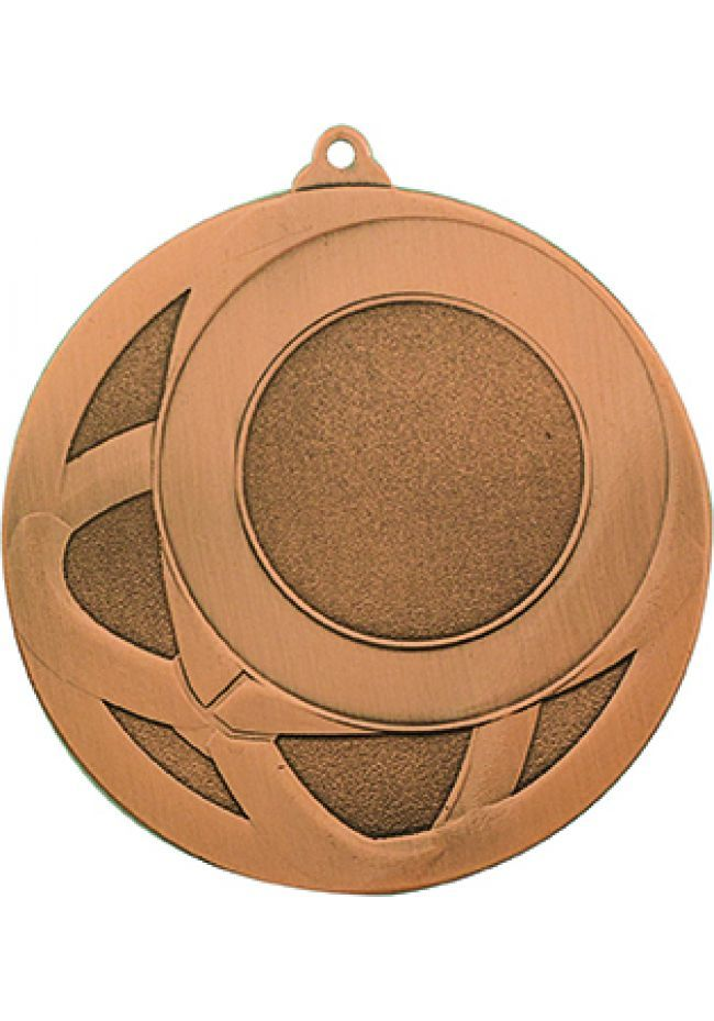 Medalla Óvalos Portadisco 70 mm