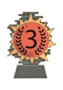 Trofeo para niños con posiciones Thumb