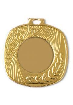 Médaille carrée pour tout sport Thumb