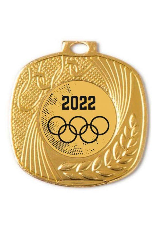 Médaille carrée pour tout sport