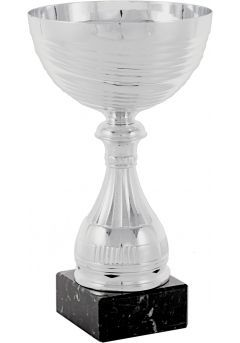 Trofeo Mini Copa Balón Clásica Plata
