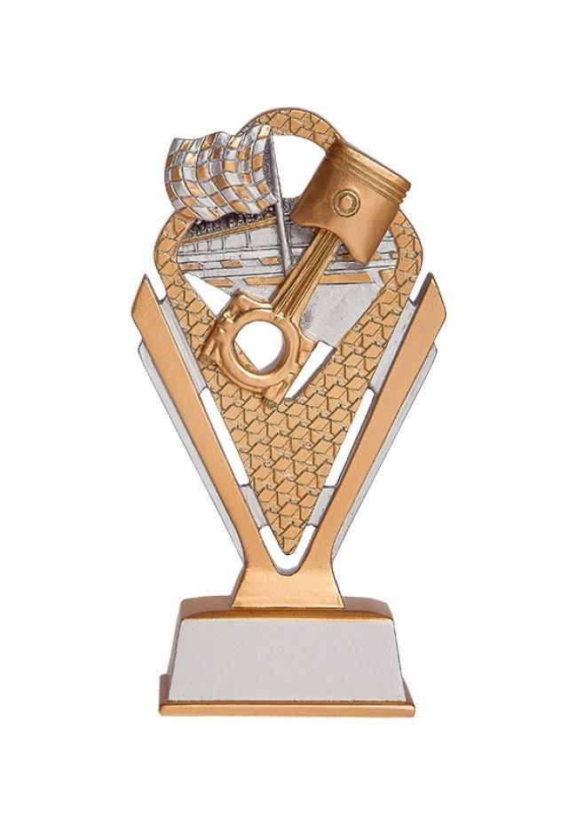 Trofeo de Pistón para coches y motos