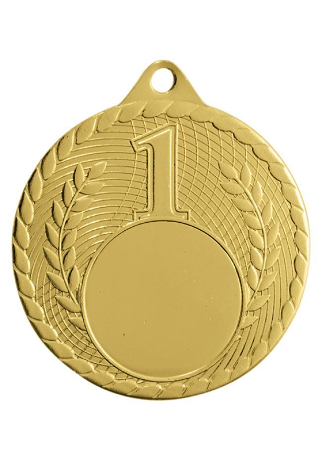 Medalla alegórica número 1
