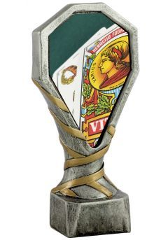 Trofeo de Cartas 3 tamaños Thumb