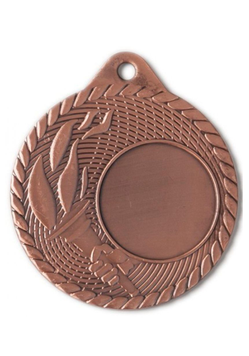 Medalla olímpica en 3 colores de 50mm