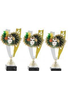 Trofeo Copa Aplique Máscara Thumb