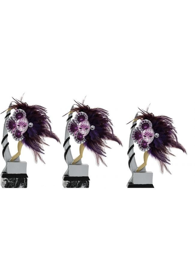Resin Trophy Apply Purple Mask