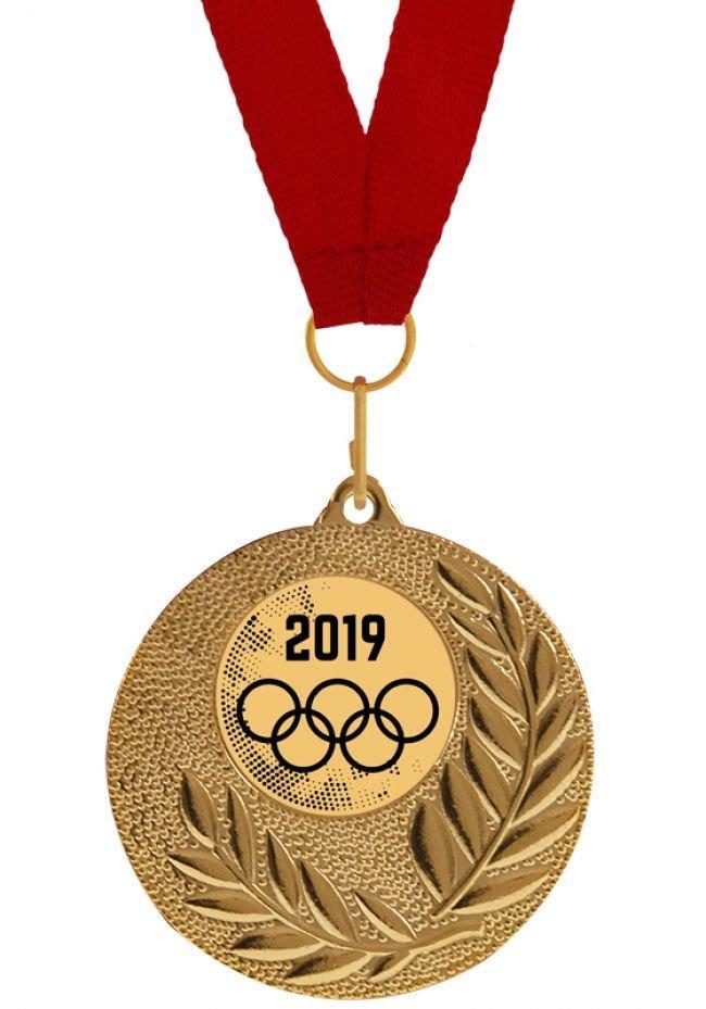 Medalla Completa Olímpica 2019