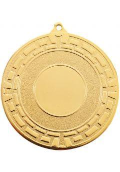 Medalla azteca para deporte de 60mm-1