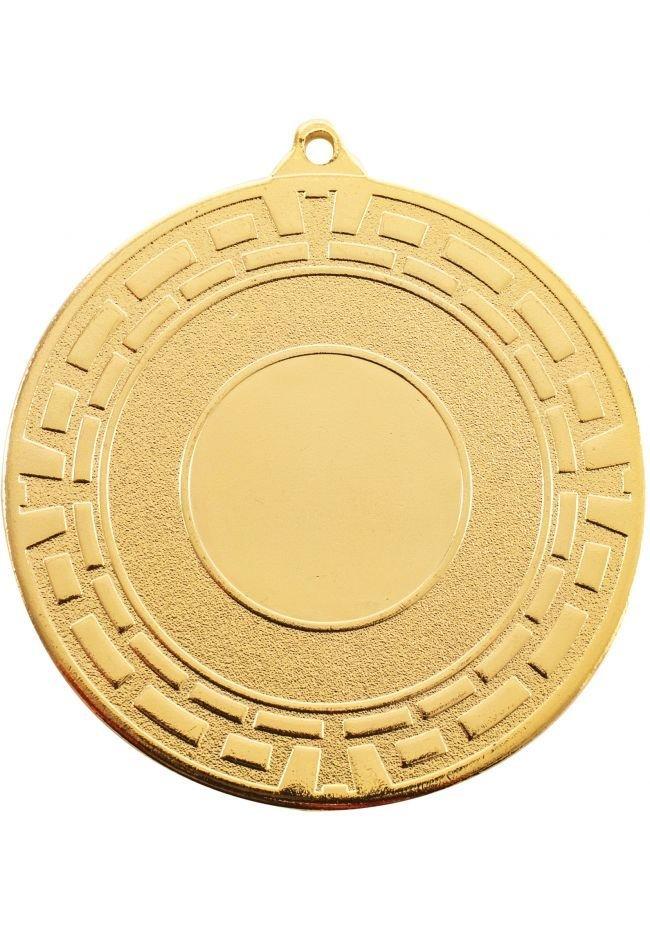 Medalla azteca para deporte de 60mm