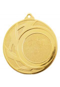 Medalla Óvalos Portadisco 50 mm
