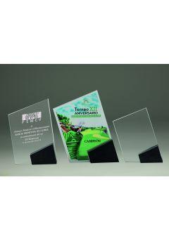 Trofeo de cristal/piedra  Thumb