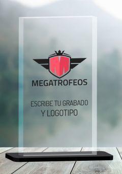 Trofeo de Metacrilato Personalizado