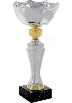 Trofeo copa Plateado Columna