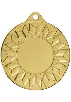 Medalla espiral alegórica portadisco deportivo 50mm Thumb
