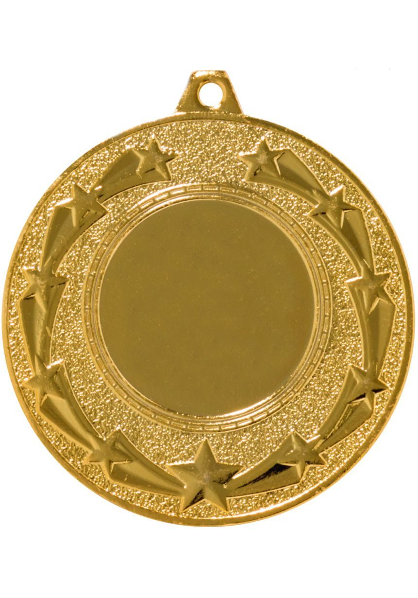 Olympic medal with stars