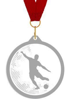 Medalla de metacrilato para futbol Thumb