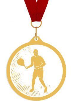 Medalla de metacrilato para padel Thumb